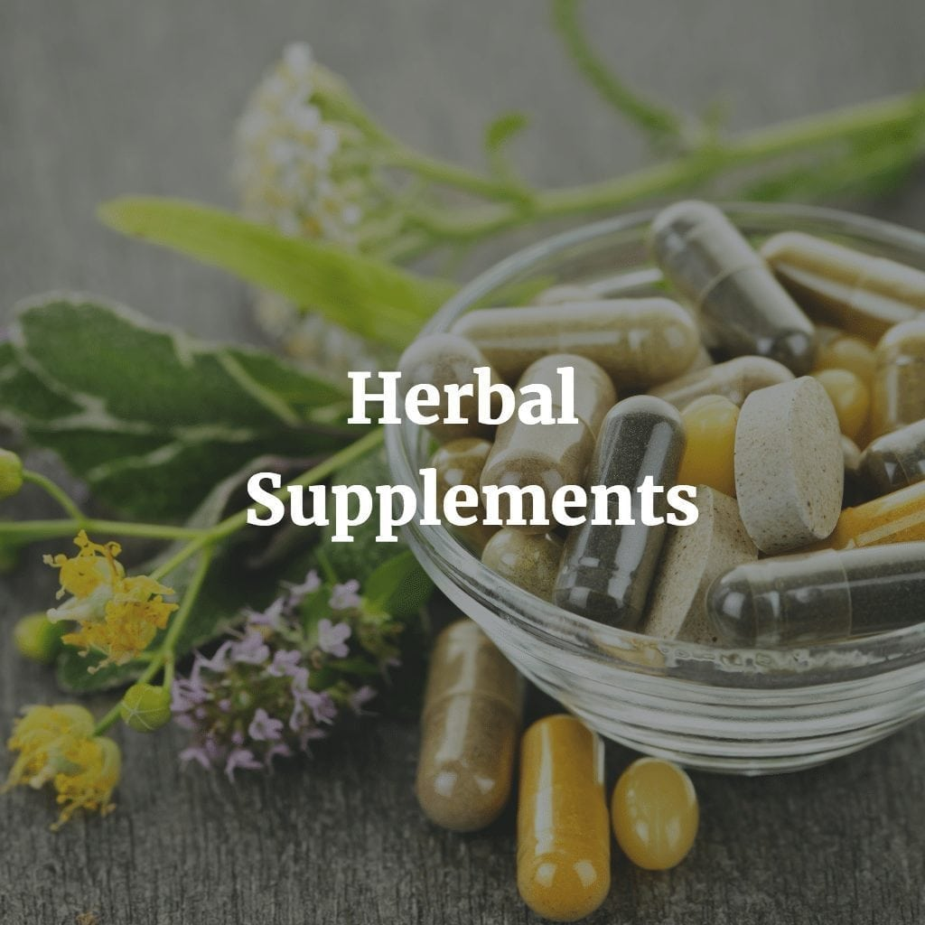 private label herbal supplement manufacturer