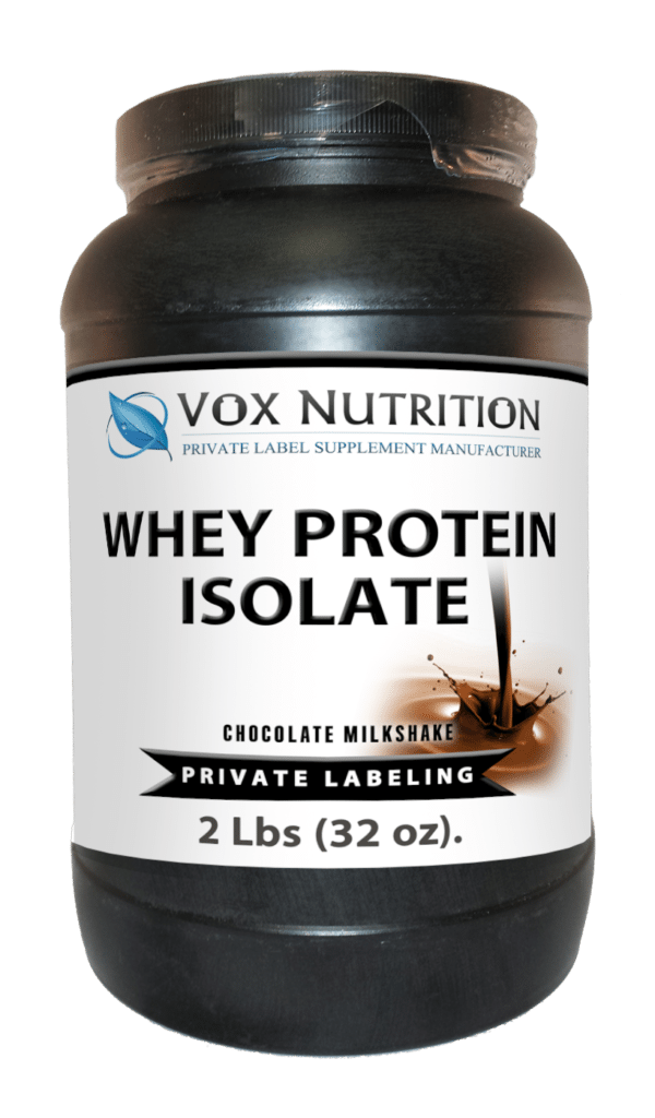 private label whey protein isolate powder, sports nutrition supplement