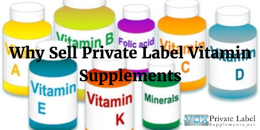 vitamins Archives | Vox Nutrition - Private Label Supplement
