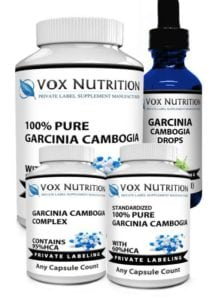 private label Garcinia Cambogia weight loss supplements