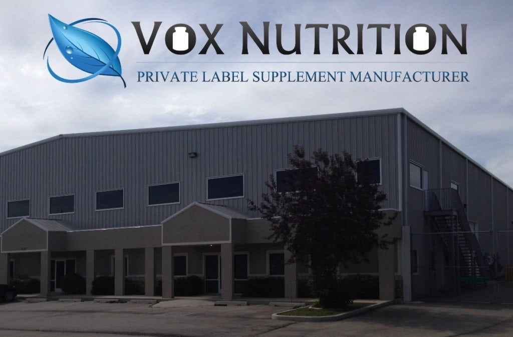 private label vitamin supplement manufacturer