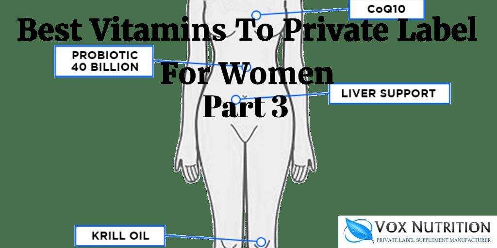 private label vitamins Archives | Vox Nutrition - Private
