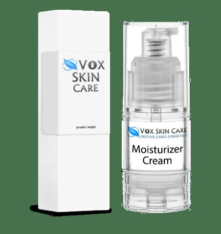 private label moisturizer cream