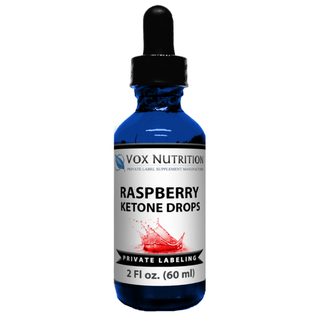 private label raspberry ketone drops