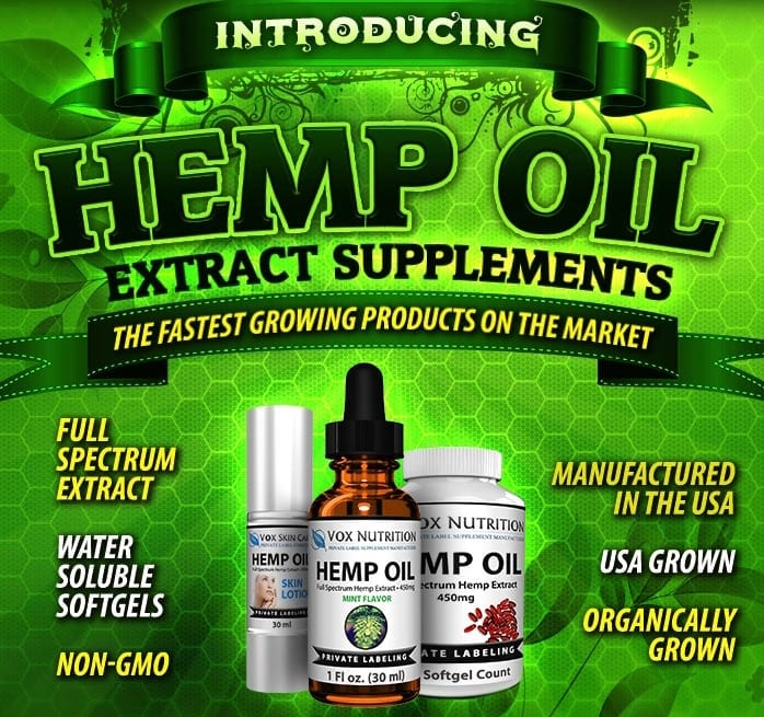 Introducing Our New Wholesale CBD Hemp Oil Extract Supplements