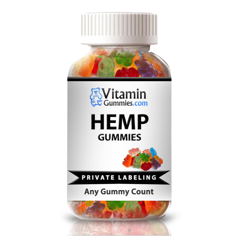 Private Label CBD Gummy Vitamin Supplement | Vox Nutrition