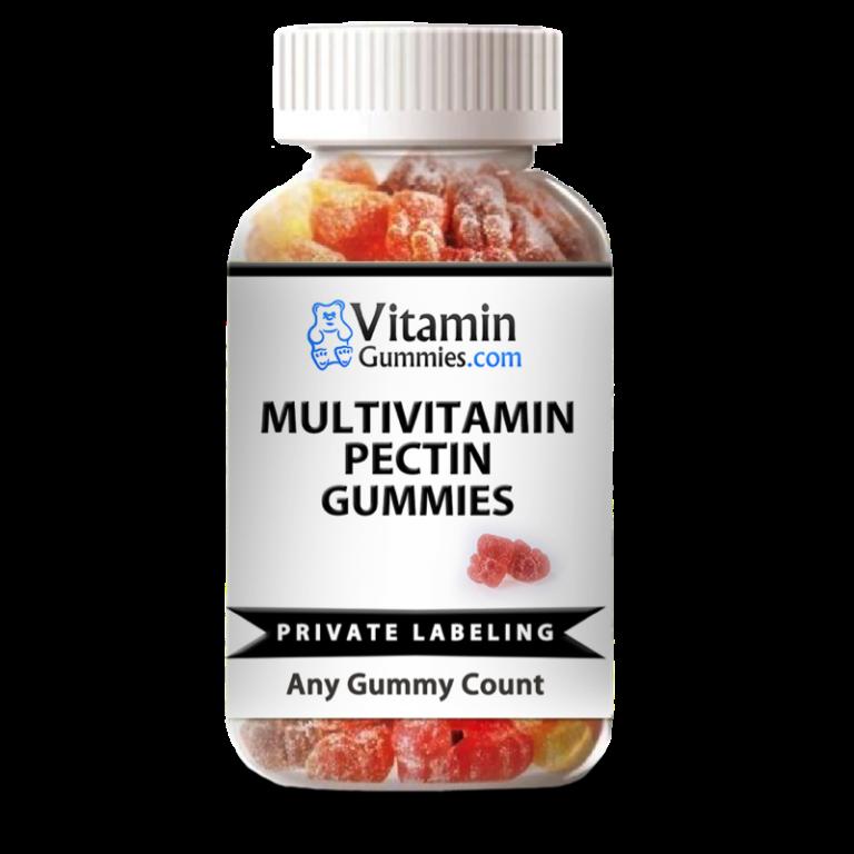 private label multivitamin gummy supplement