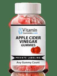 Apple Cider Vinegar Gummy Supplement
