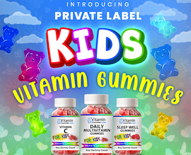 End of Summer private label supplement sale